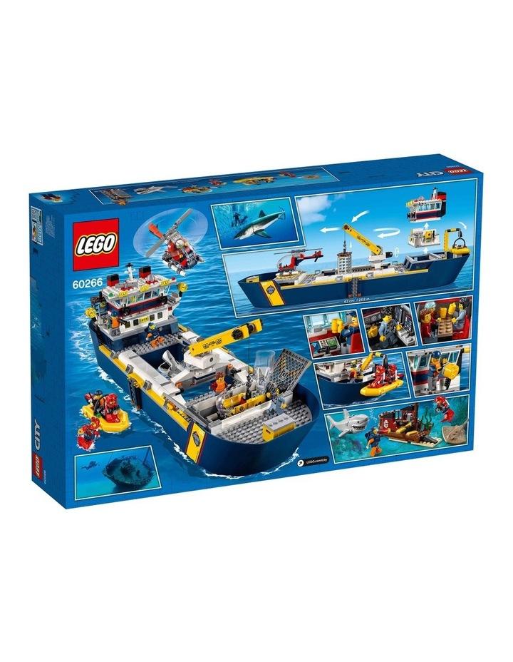 City Ocean Exploration Ship 60266 image 7