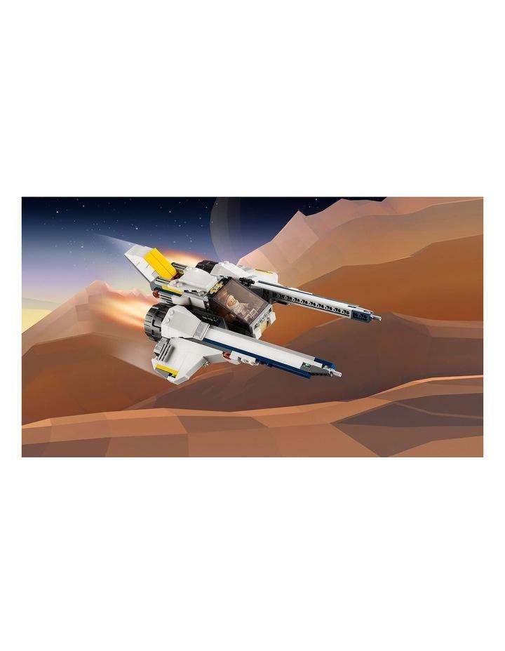 Creator Space Rover Explorer 31107 image 4