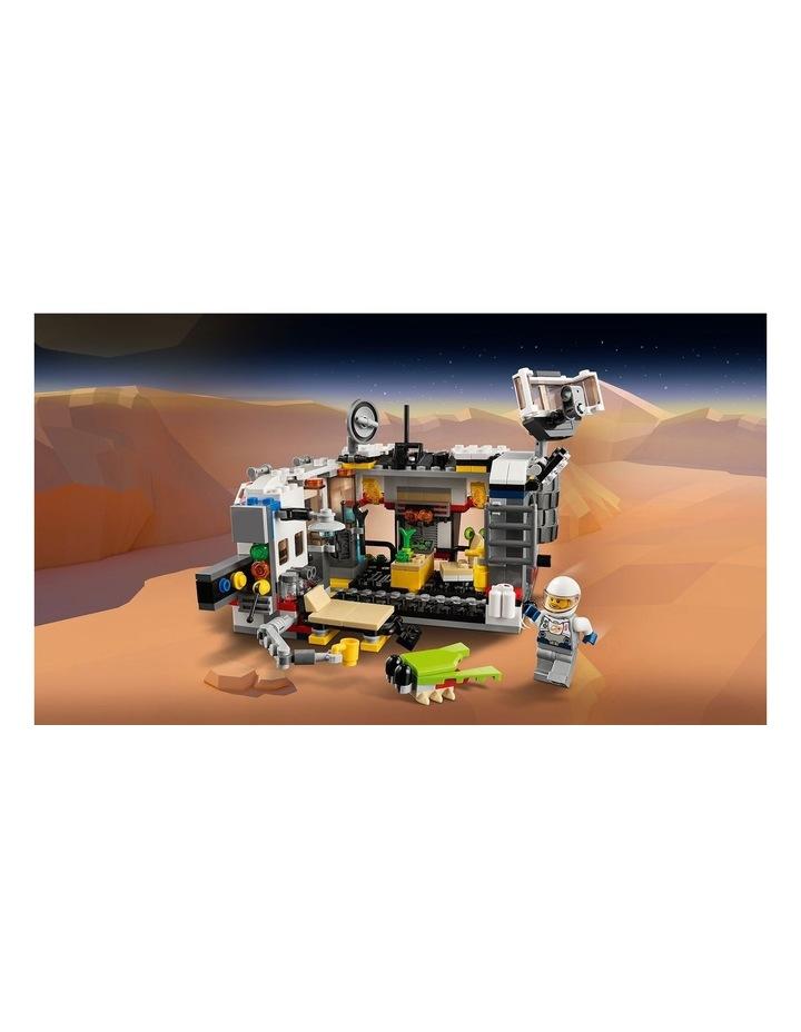 Creator Space Rover Explorer 31107 image 6
