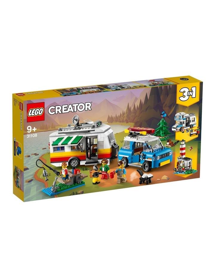 Creator Caravan Family Holiday 31108 image 1