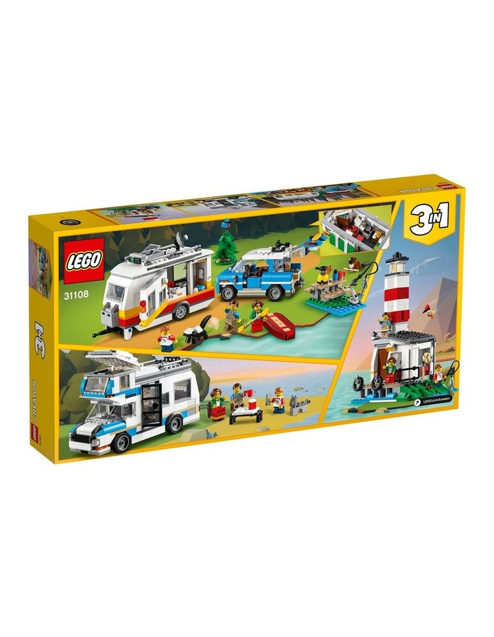 Creator Caravan Family Holiday 31108 image 7