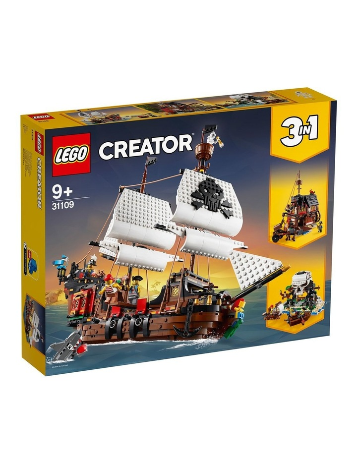 Pirate Ship 31109 image 1