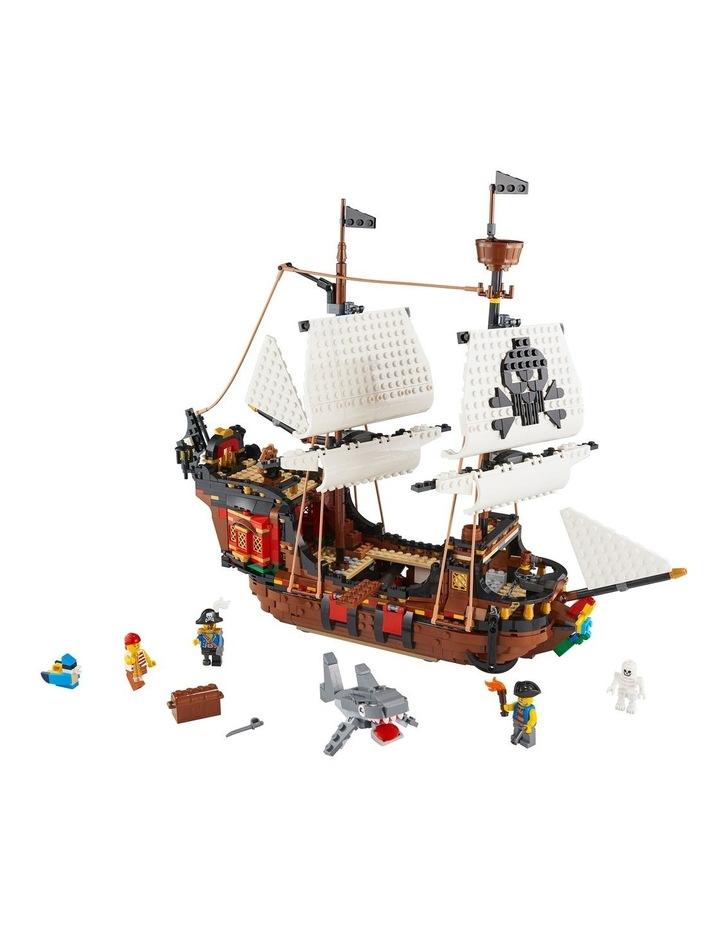 Pirate Ship 31109 image 2