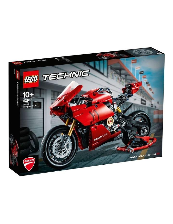 Technic Ducati Panigale V4 R 42107 image 1