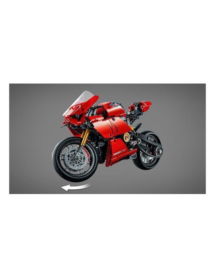 Technic Ducati Panigale V4 R 42107 image 5