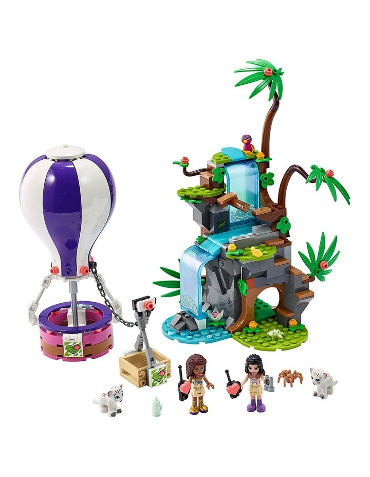 Friends Tiger Hot Air Balloon Jungle Rescue 41423 image 2