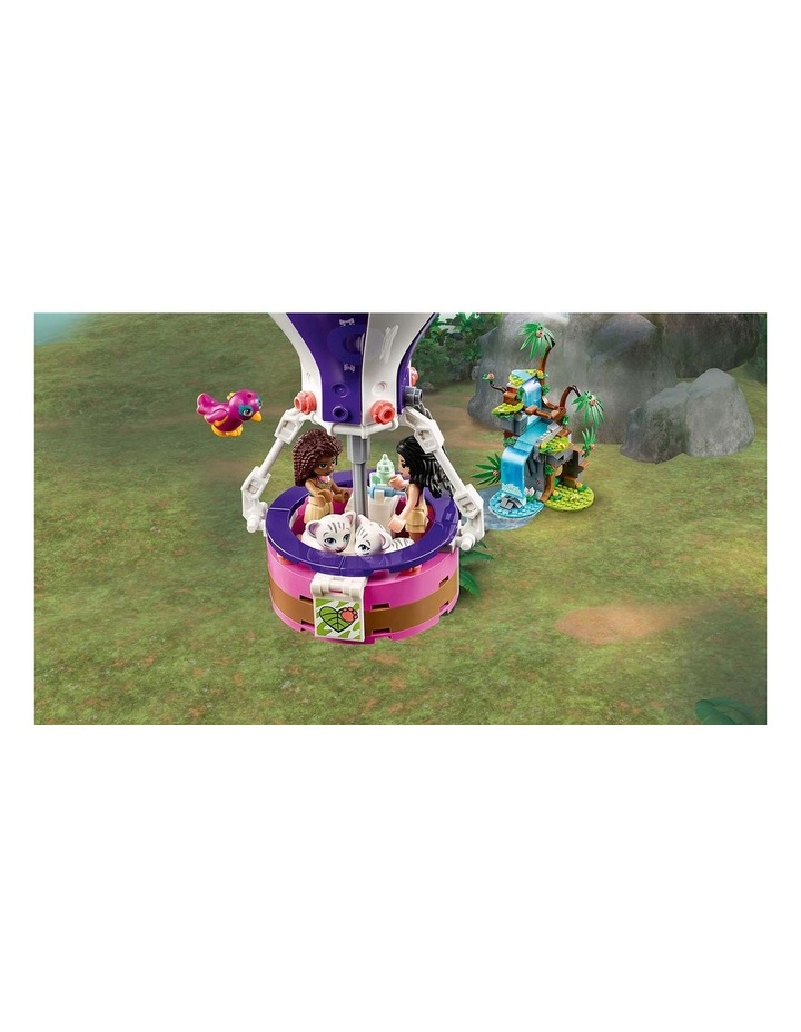 Friends Tiger Hot Air Balloon Jungle Rescue 41423 image 6