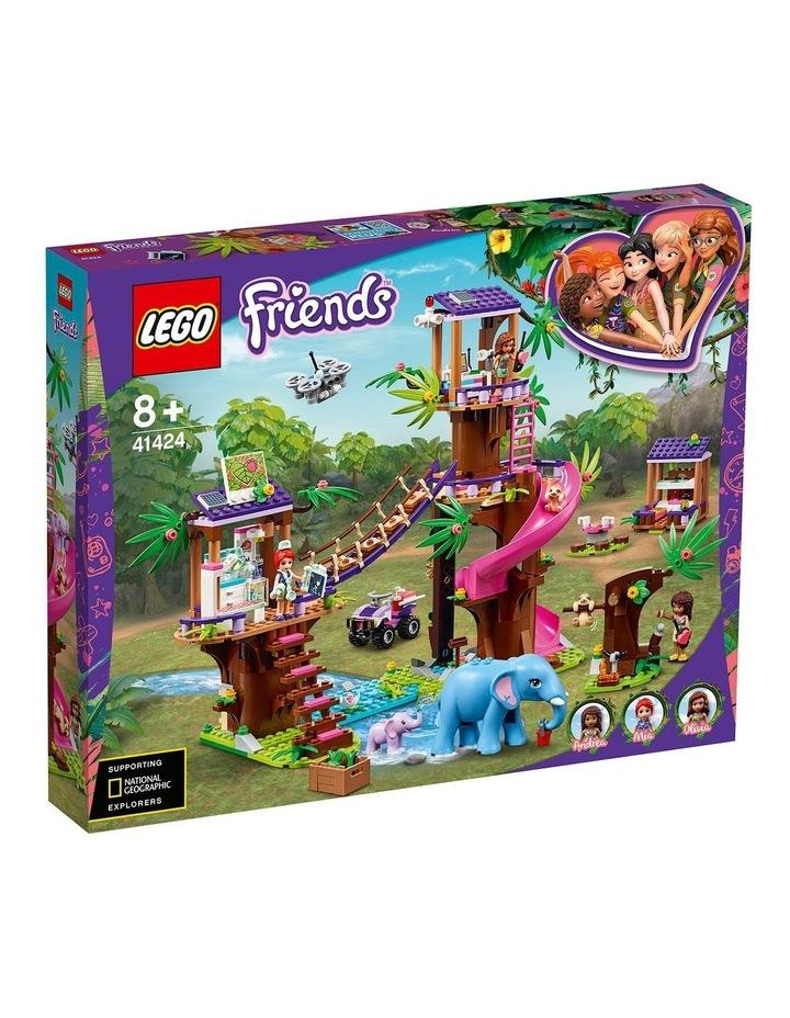 Friends Jungle Rescue Base 41424 image 1