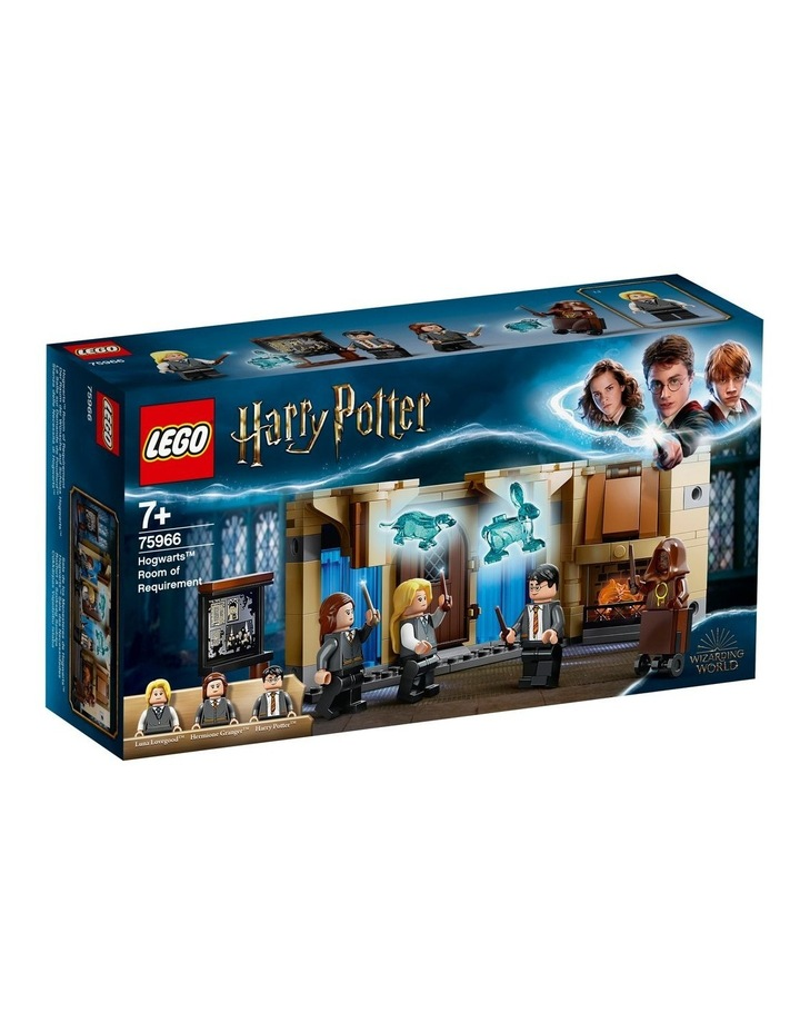 Harry Potter Hogwarts Room of Requirement 75966 image 1