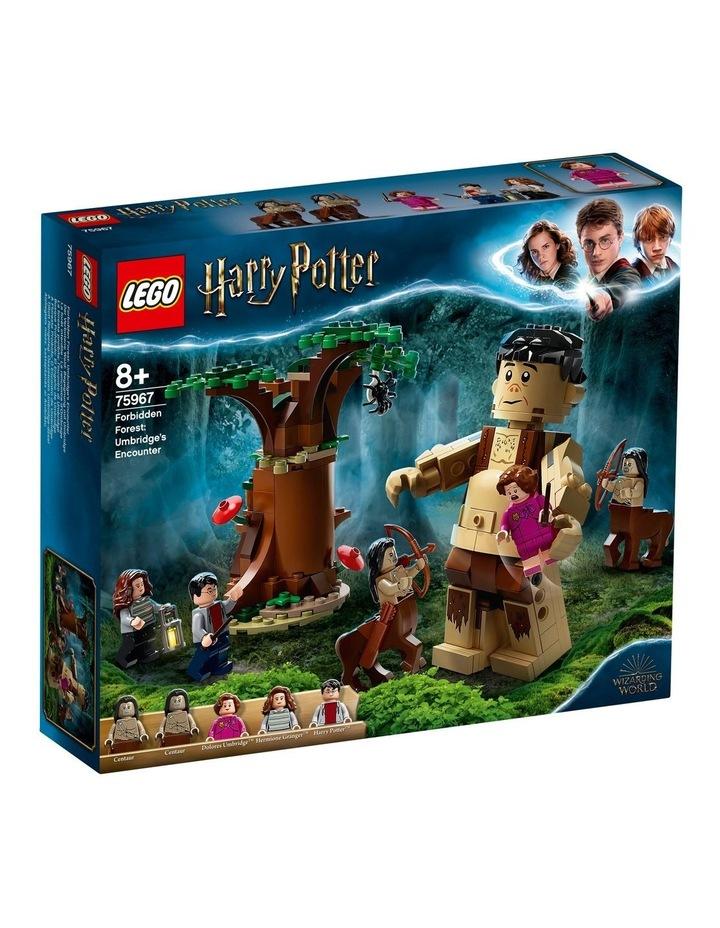 Harry Potter Forbidden Forest: Umbridge's Encounter 75967 image 1
