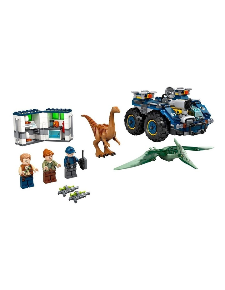 Jurassic World  Gallimimus and Pteranodon Breakout 75940 image 2