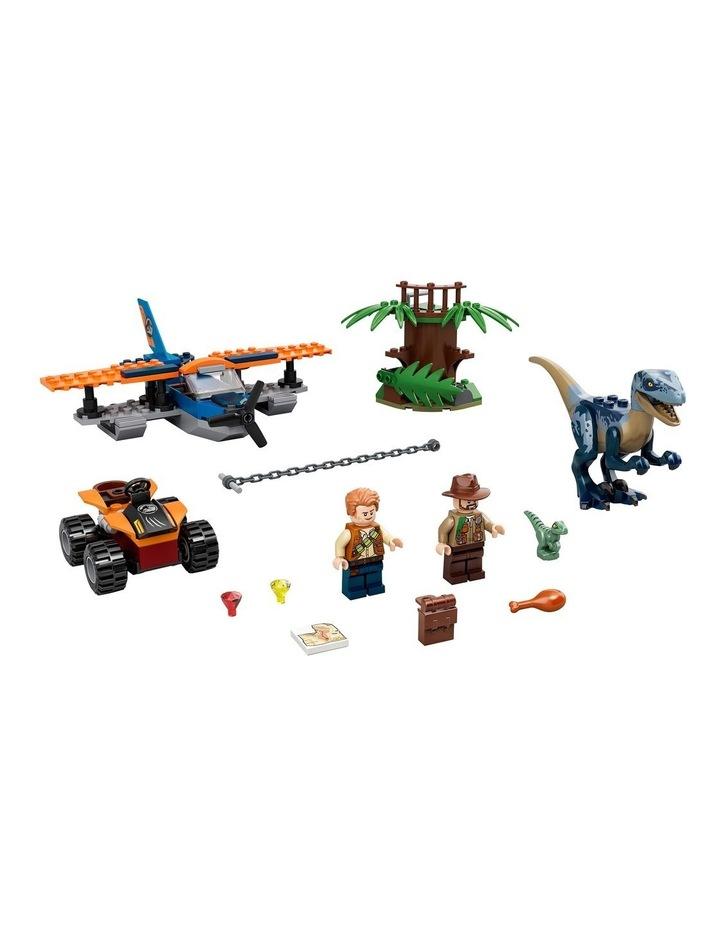 Jurassic World Velociraptor: Biplane Rescue Mission 75942 image 2