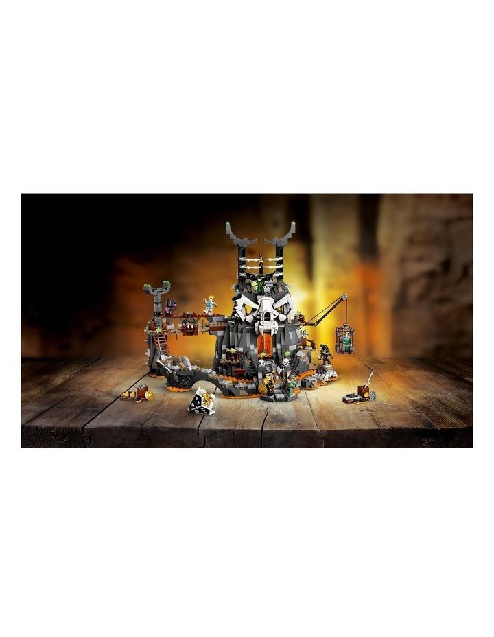 Ninjago Skull Sorcerer's Dungeons 71722 image 4