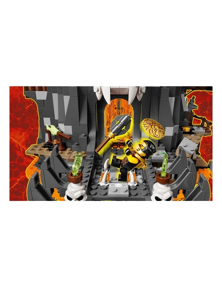 Ninjago Skull Sorcerer's Dungeons 71722 image 5
