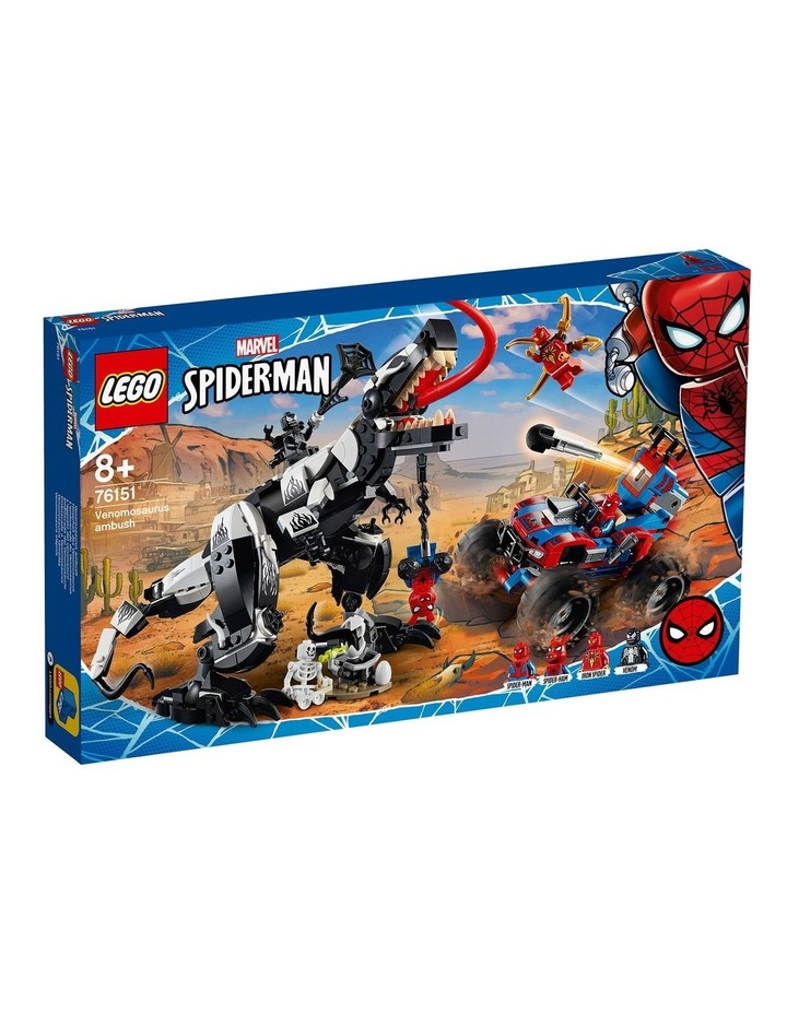 Super Heroes Venomosaurus Ambush 76151 image 1