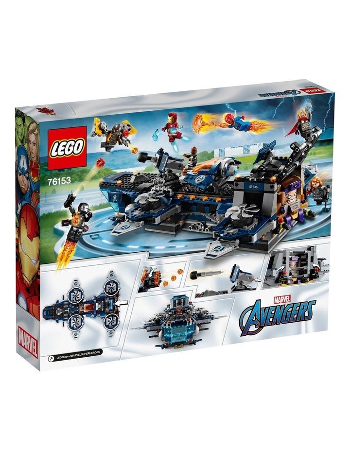 Super Heroes Marvel Avengers Helicarrier 76153 image 7