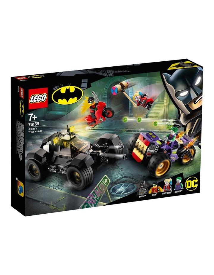 Super Heroes Joker's Trike Chase 76159 image 1
