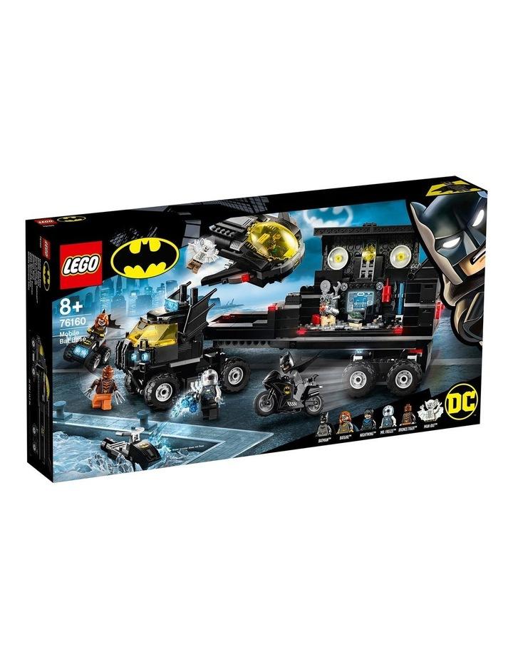 Super Heroes Mobile Bat Base 76160 image 1