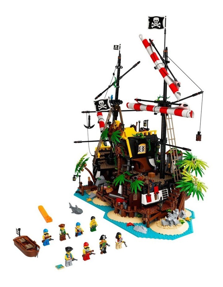 Ideas Pirates of Barracuda Bay 21322 image 2