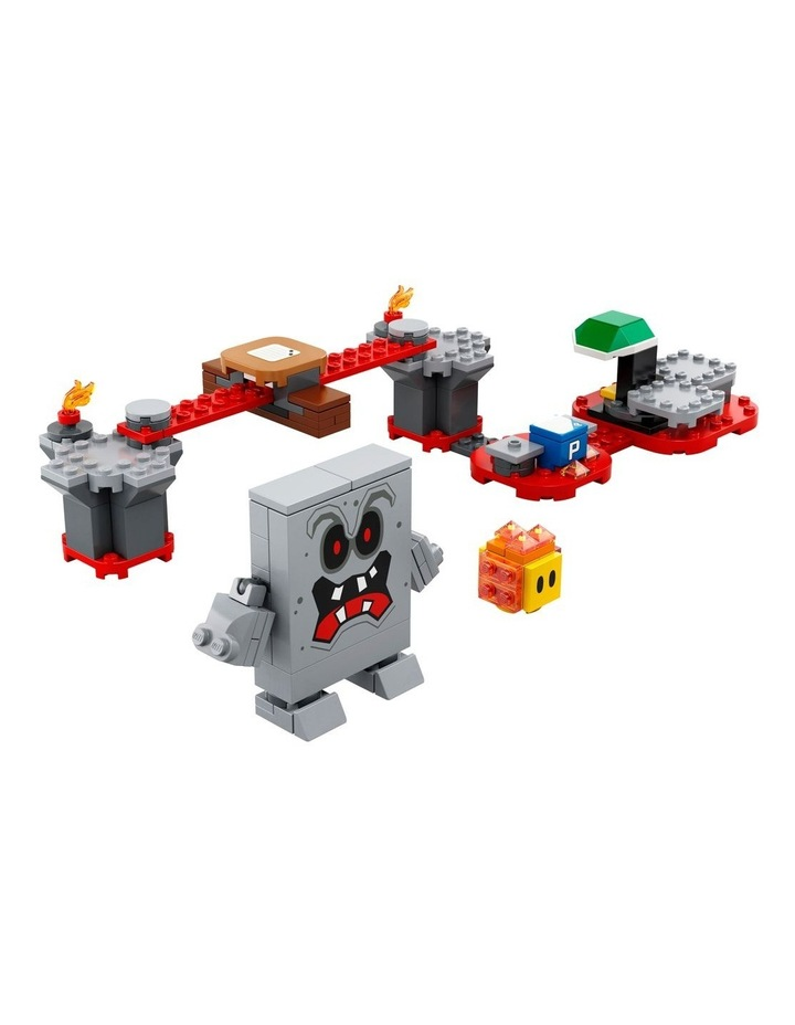 Super Mario Whomps Lava Trouble Expansion Set 71364 image 2