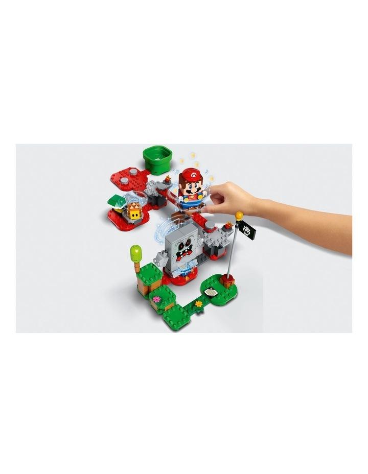 Super Mario Whomps Lava Trouble Expansion Set 71364 image 4