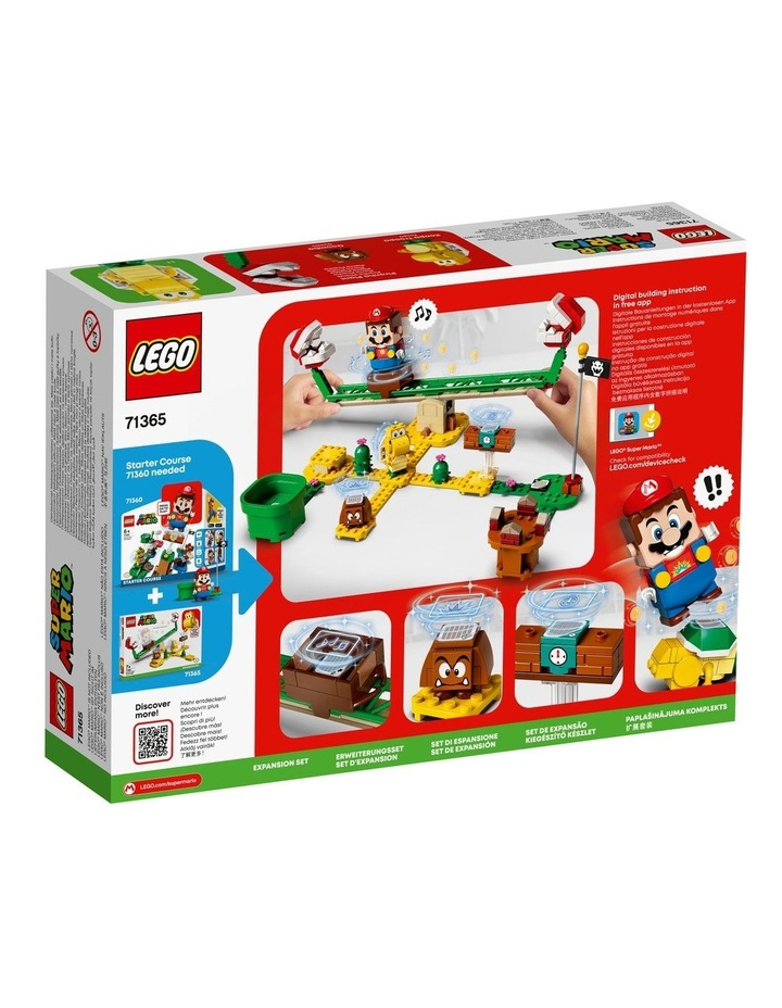 Super Mario Piranha Plant Power Slide Expansion Set 71365 image 7
