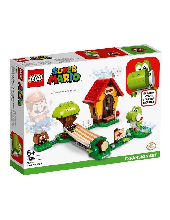 Super Mario Marios House & Yoshi Expansion Set 71367 image 1