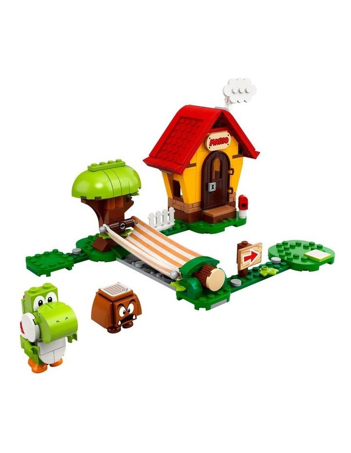 Super Mario Marios House & Yoshi Expansion Set 71367 image 2