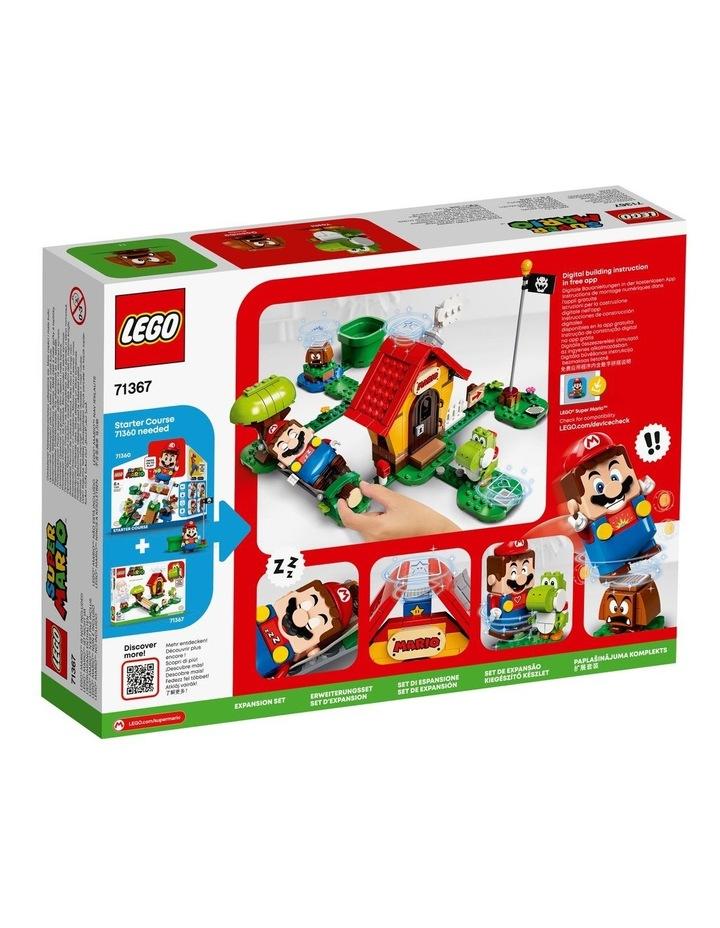 Super Mario Marios House & Yoshi Expansion Set 71367 image 7