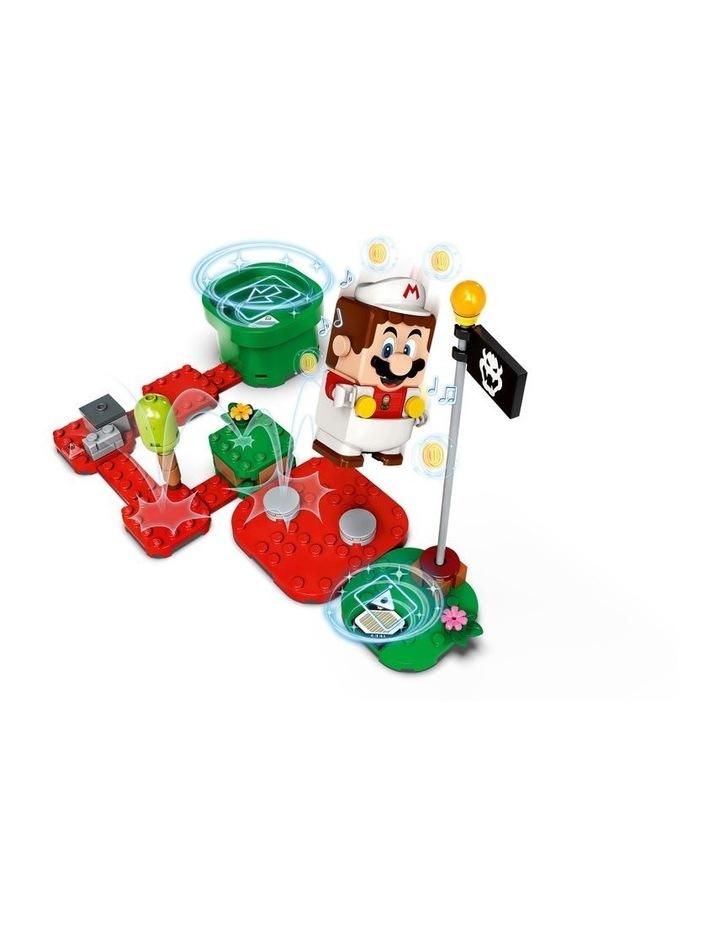 Super Mario Fire Mario Power-Up Pack 71370 image 4