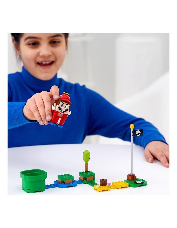 Super Mario Propeller Mario Power-Up Pack 71371 image 4