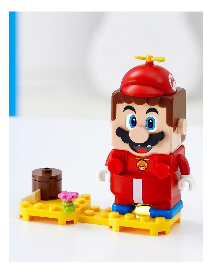 Super Mario Propeller Mario Power-Up Pack 71371 image 5