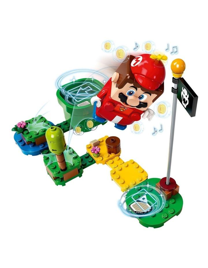 Super Mario Propeller Mario Power-Up Pack 71371 image 6