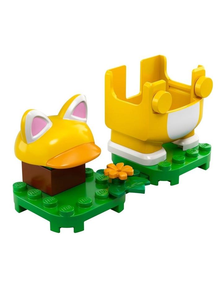 Super Mario Cat Mario Power-Up Pack 71372 image 2
