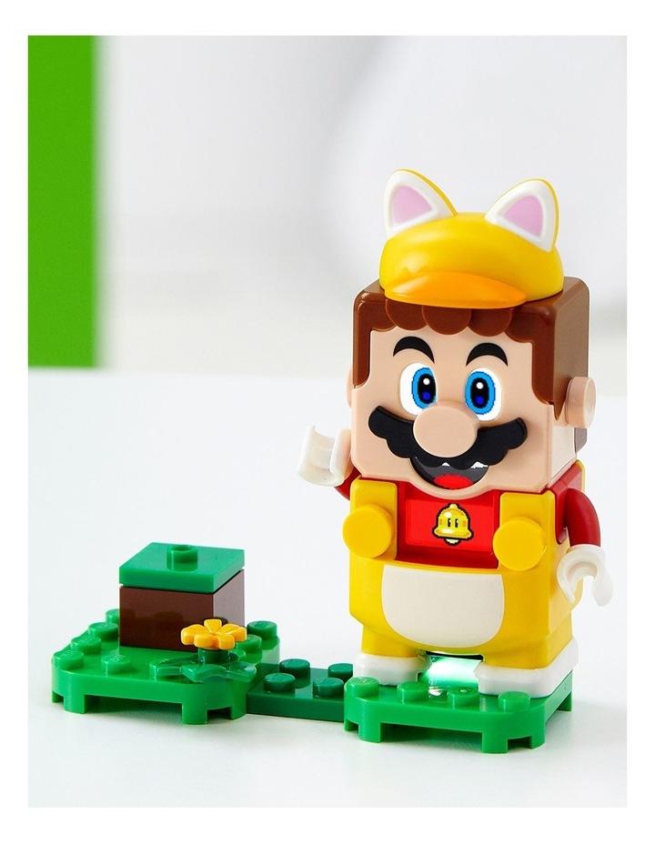 Super Mario Cat Mario Power-Up Pack 71372 image 3