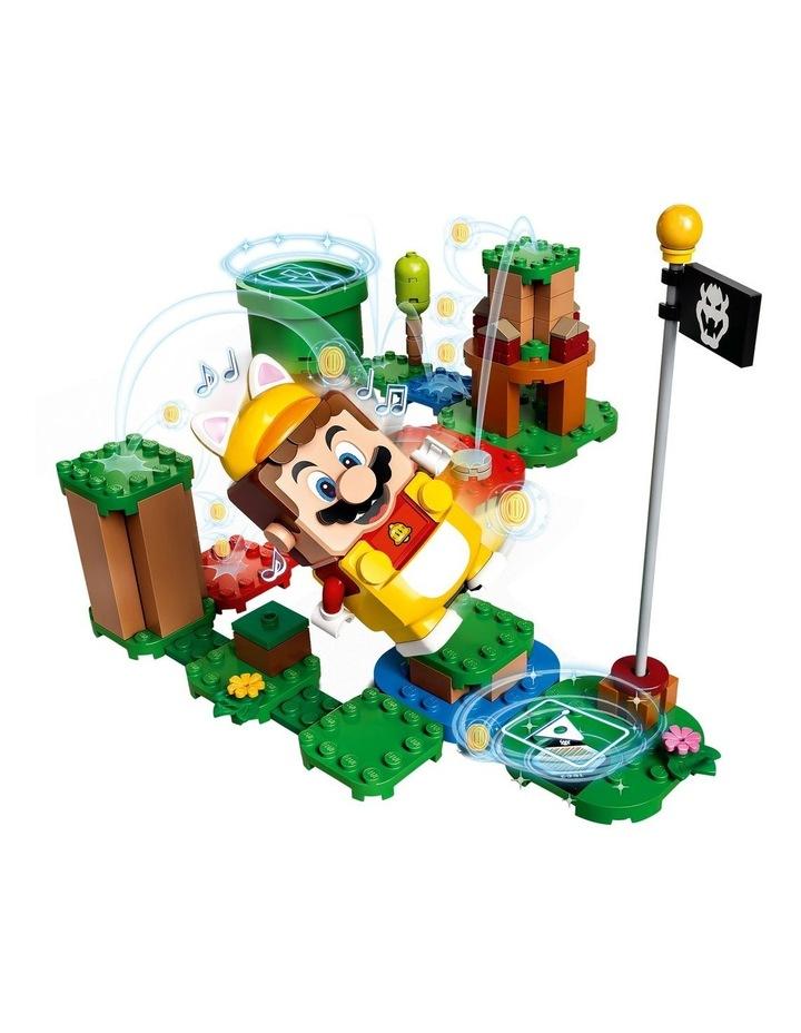 Super Mario Cat Mario Power-Up Pack 71372 image 5