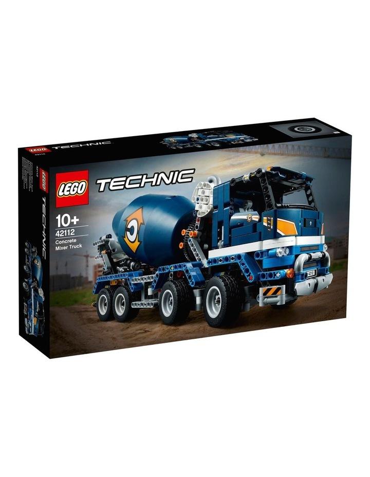 Technic Concrete Mixer Truck 42112 image 1