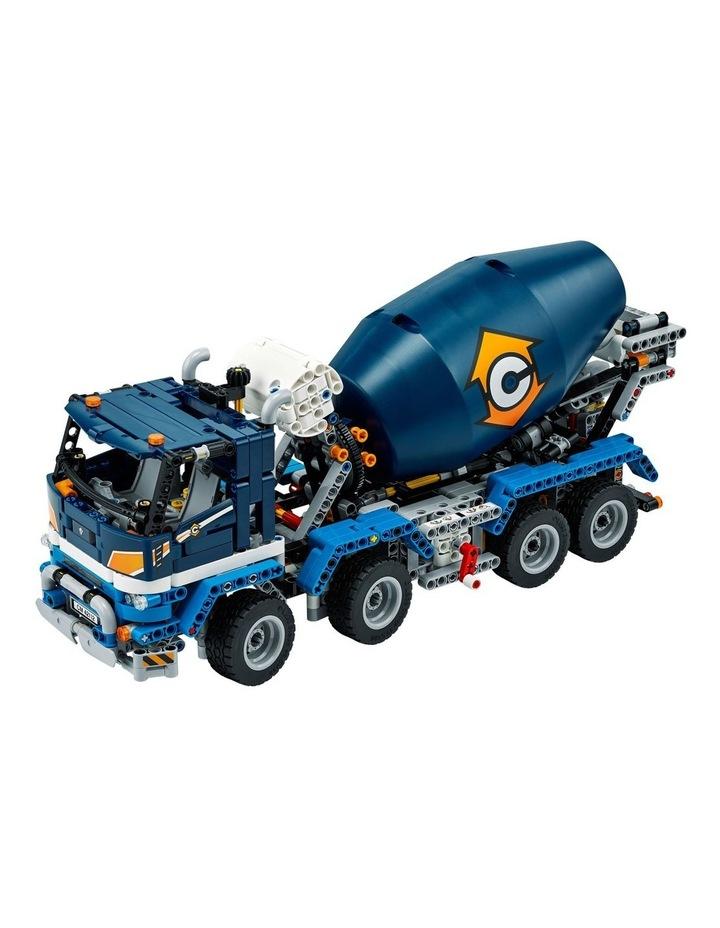 Technic Concrete Mixer Truck 42112 image 2