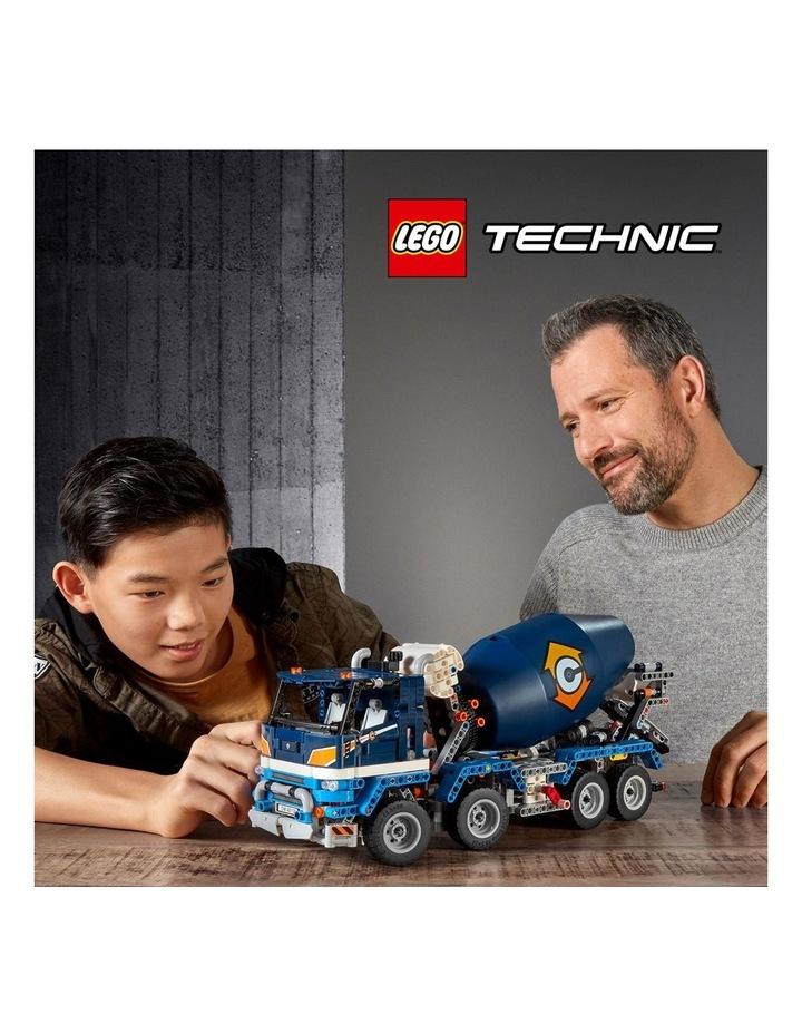 Technic Concrete Mixer Truck 42112 image 3