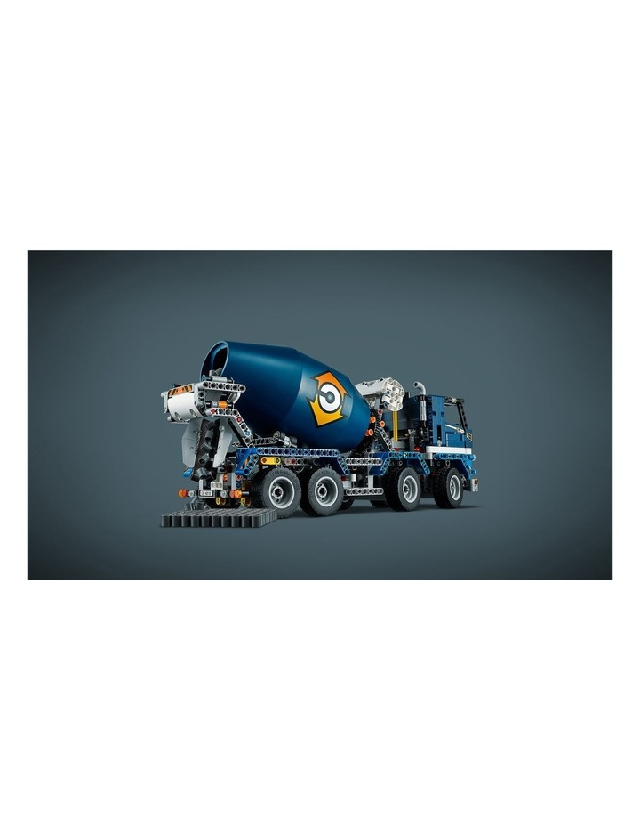 Technic Concrete Mixer Truck 42112 image 4