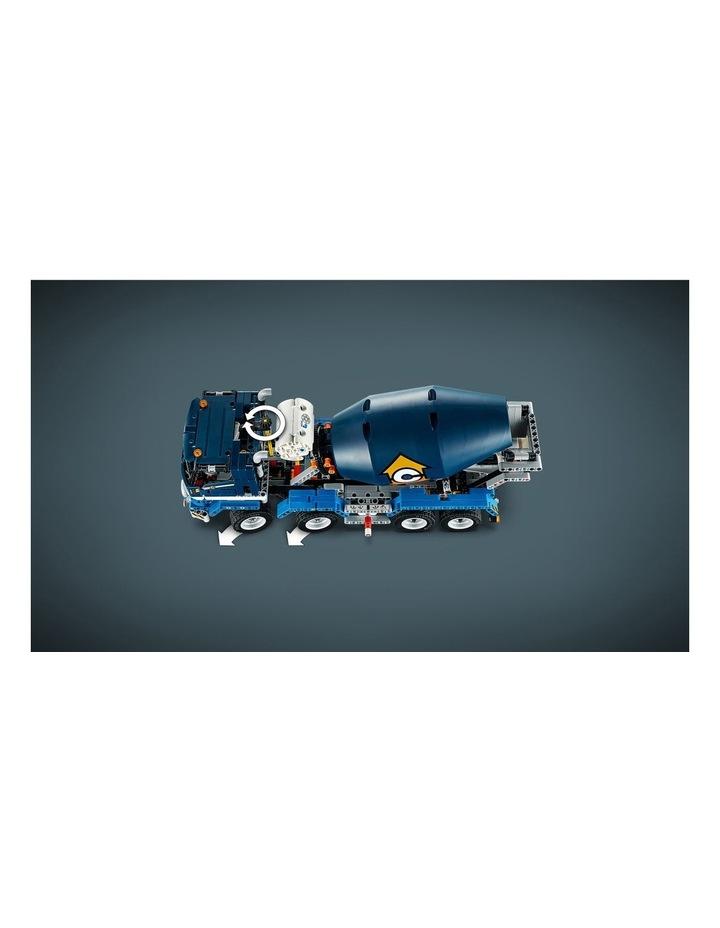 Technic Concrete Mixer Truck 42112 image 5