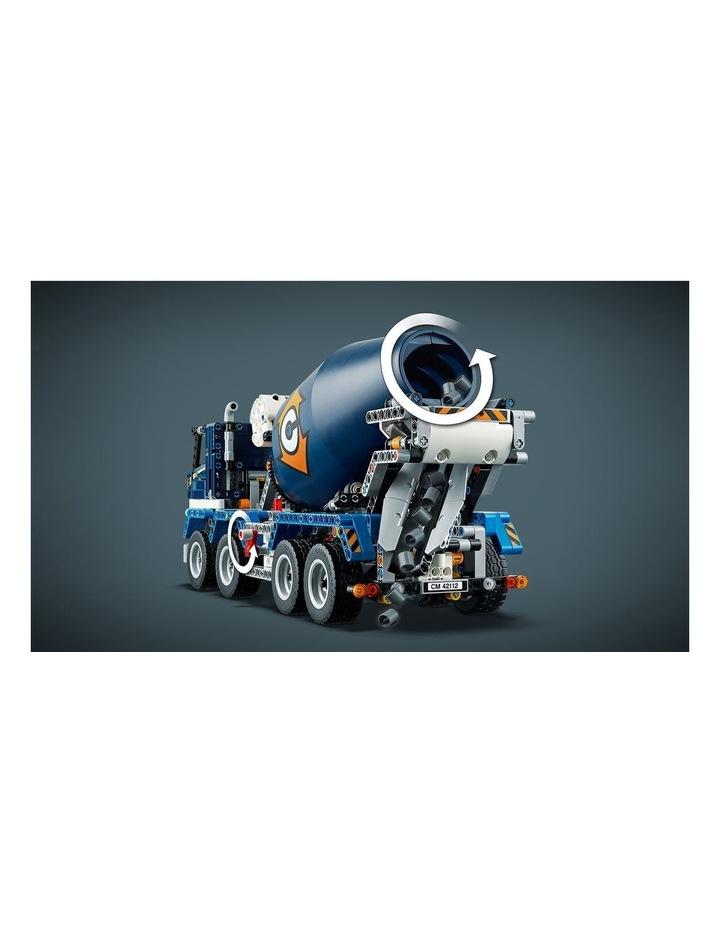 Technic Concrete Mixer Truck 42112 image 6
