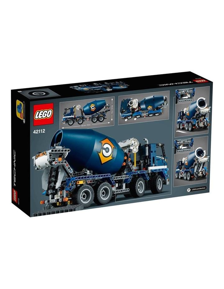 Technic Concrete Mixer Truck 42112 image 7