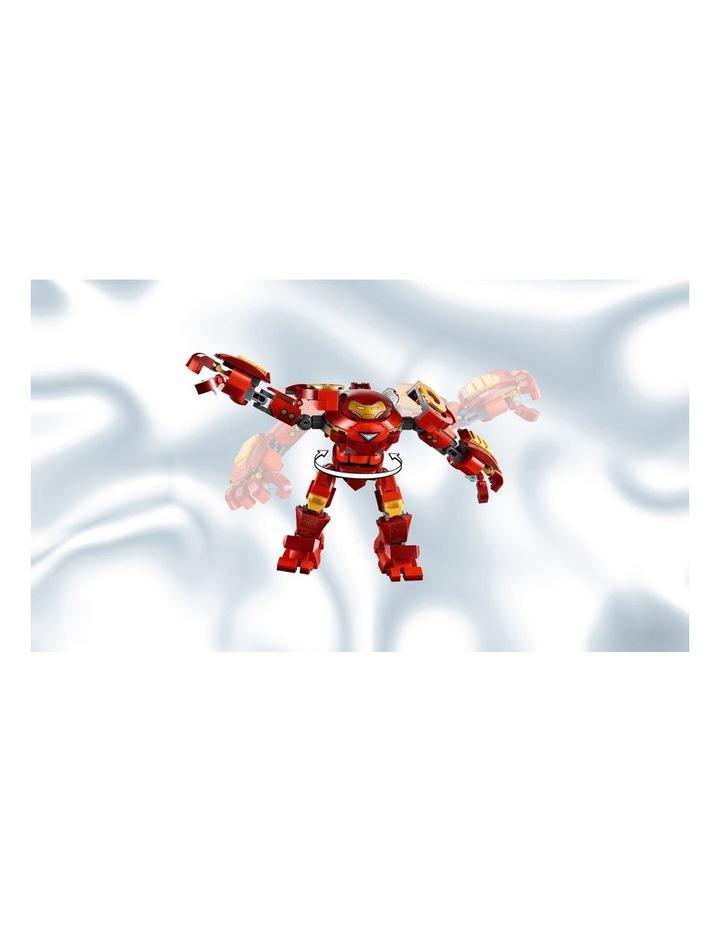 Marvel Avengers Iron Man Hulkbuster versus A.I.M. Agent  76164 image 5