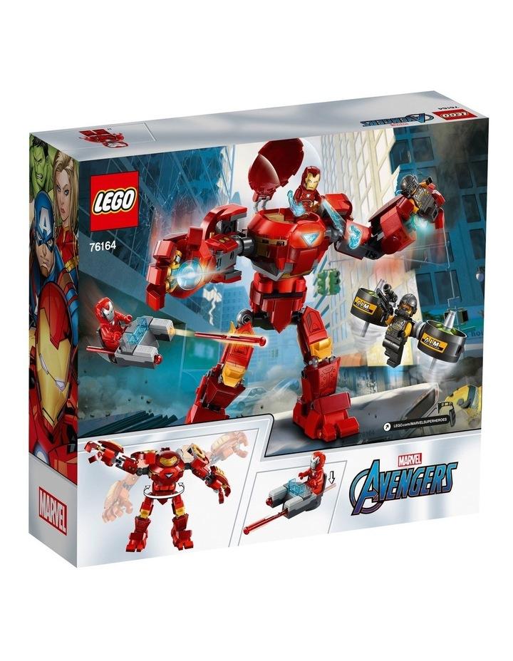 Marvel Avengers Iron Man Hulkbuster versus A.I.M. Agent  76164 image 7