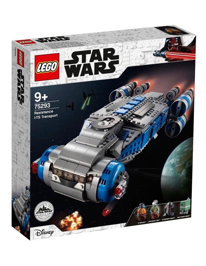 Star Wars: Galaxy's Edge Resistance I-TS Transport 75293 image 1