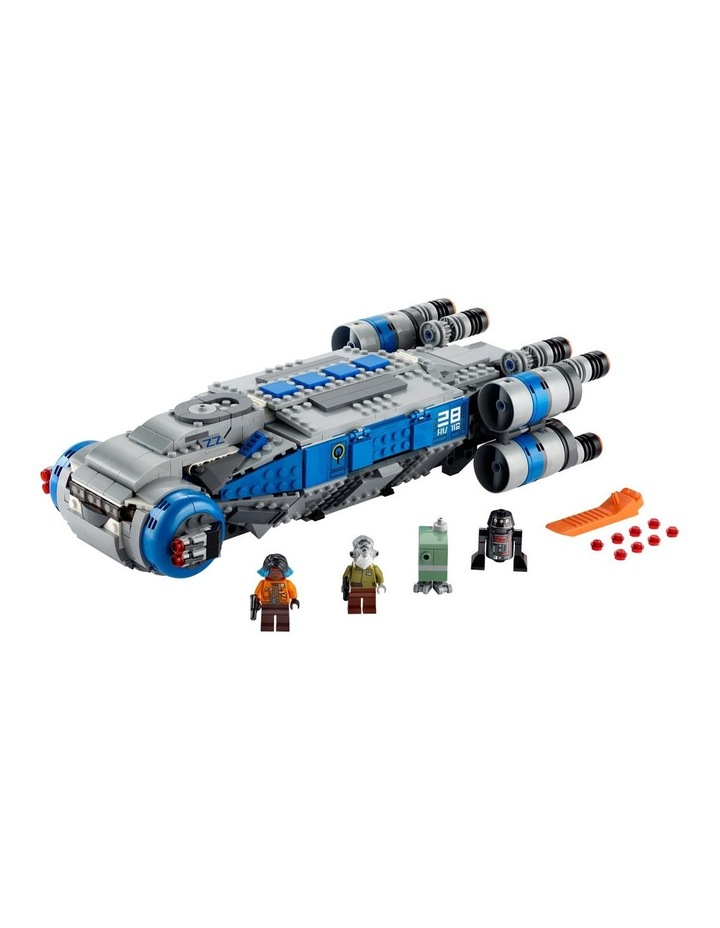 Star Wars: Galaxy's Edge Resistance I-TS Transport 75293 image 2