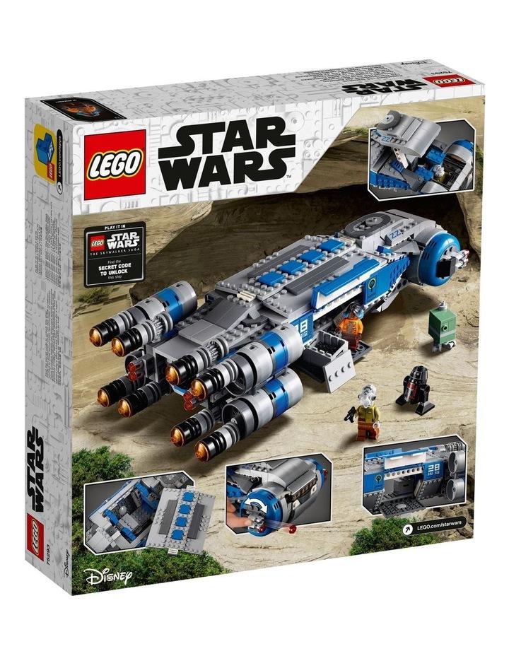 Star Wars: Galaxy's Edge Resistance I-TS Transport 75293 image 7