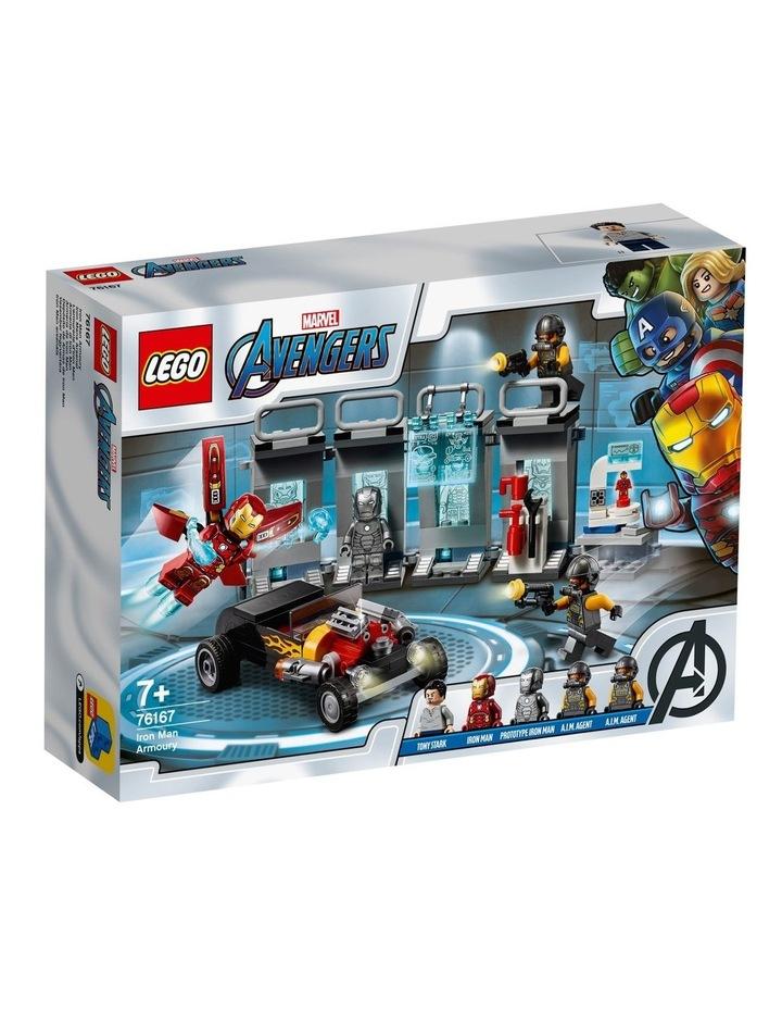 Marvel Avengers Iron Man Armory 76167 image 1