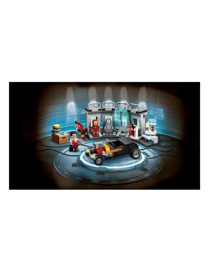 Marvel Avengers Iron Man Armory 76167 image 4